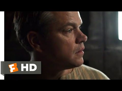 Downsizing (2017) - Entering the Vault Scene (10/10) | Movieclips