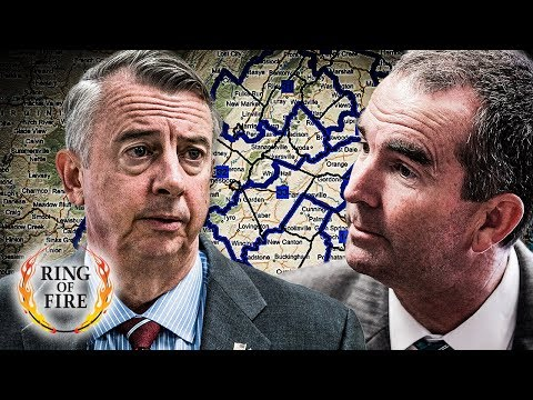 Ralph Northam's Win: Virginia's Rejection of Trumpism Despite Gerrymandering