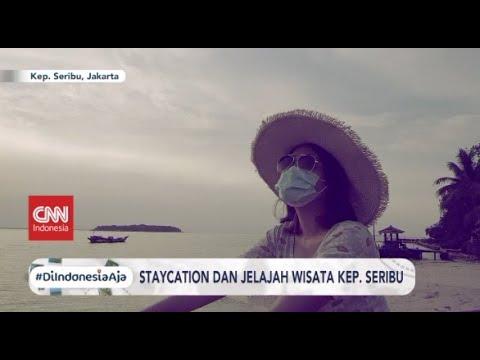 Staycation & Jelajah Wisata Kep. Seribu #DiIndonesiaAja
