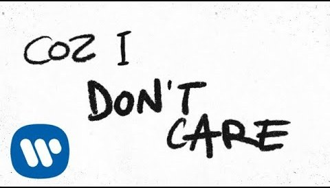 Download Music Ed Sheeran & Justin Bieber - I Don't Care