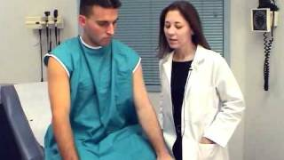 Two-Point Discrimination - Physical Exam