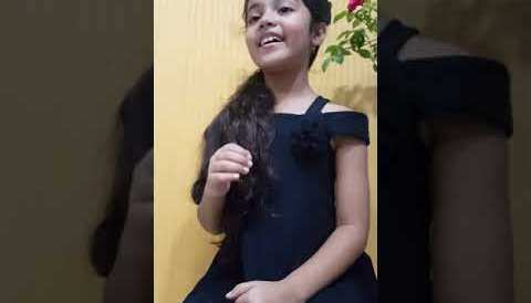 Download Music 8 years old Wonder Girl Ayat Shaikh from Voice India Kids singing a ghazal.. Dayar e dil ki raat me