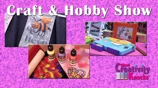 2014 Winter Craft & Hobby Association Trade Show