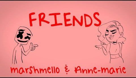 Download Music Marshmello & Anne-Marie - FRIENDS *OFFICIAL FRIENDZONE ANTHEM*