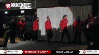 2017 Chicago Fire Kickoff Luncheon