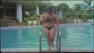 Beautiful Silk Smitha & Shakila Swimming Video