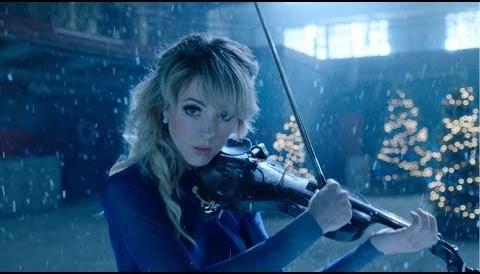 Download Music Lindsey Stirling - Carol of the Bells