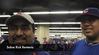 Arturo Monroy espera mucho de Rick Renteria
