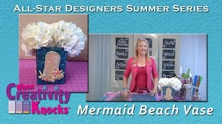 All-Star Designers Summer Series - Beach Vase