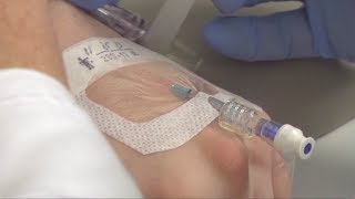 IV Insertion - Nursing School