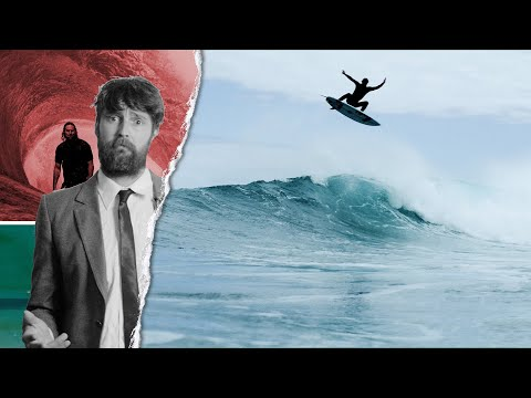 Who Landed The Biggest Air In The Best Surf Film Of The Year?  Pentacoastal B-Sides