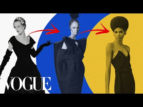 Everything You Need to Know About the Little Black Dress   Vogue
