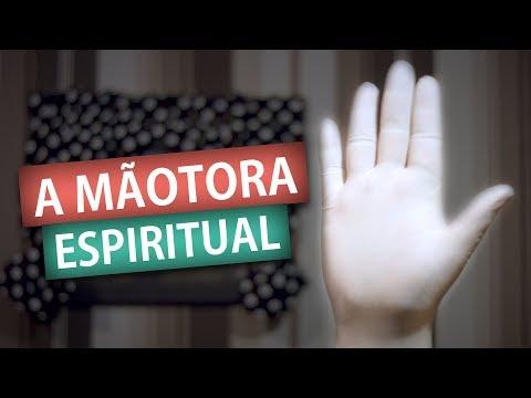A MÃOTORA ESPIRITUAL (Humor e Espiritismo)