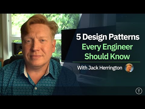 5 Design Patterns Every Engineer Should Know