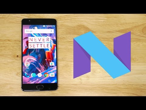 hqdefault OnePlus 3 - Nougat based OxygenOS Open Beta - Quick Look Technology