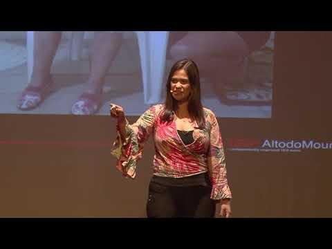 Por que acredito na Educação como ferramenta de protagonismo?   Patrícia Barreto   TEDxAltodoMouraED