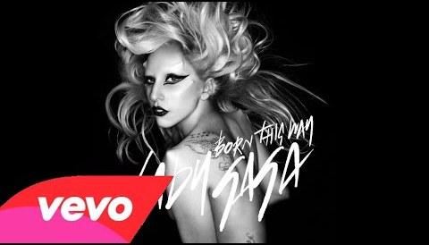 Download Music Lady Gaga - Born This Way (Audio)