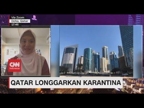 Pemerintah Qatar Longgarkan Karantina, Protokol Kesehatan Tetap Dilakukan Dengan Ketat