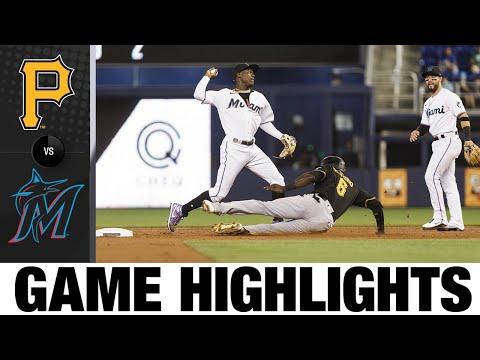 Pirates vs. Marlins Game Highlights (9/19/21) | MLB Highlights
