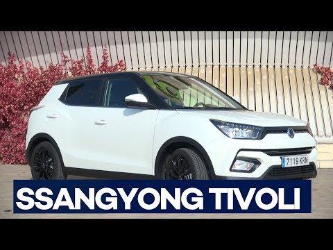 A Prueba: Ssangyong Tivoli GLP