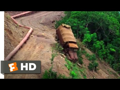 Sorcerer (1977) - Down the Cliff Scene (8/10) | Movieclips