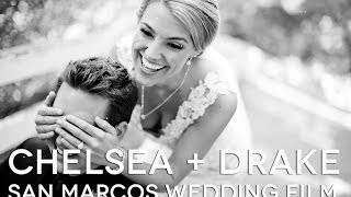 Chelsea and Drake - The BIG Pictures Wedding Film Green Gables San Marcos California
