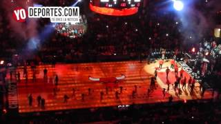 Chicago Bulls vs. Washington Wizards