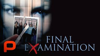 Final Examination Streaming English