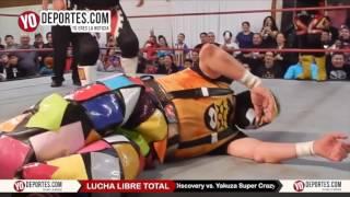 Super Muñeco y los técnicos ganan en Chicago Lucha Libre Mexicana
