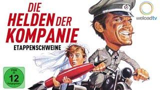 Die Helden der Kompanie (Etappenschweine) - mit Terence Hill
