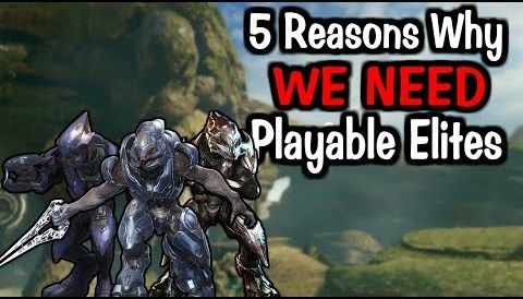 Download Music 5 Reasons Why WE NEED Playable Elites In Halo