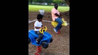 How To Ride A Bull: Father & Son Instructional