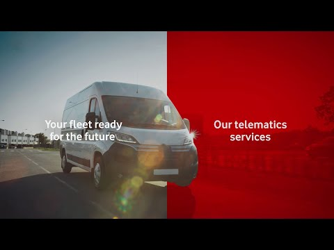 Vodafone Business Fleet Analytics – Service Profiles (English w/subtitles)