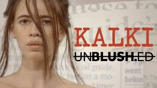 Kalki Koechlin: The Printing Machine , Unblushed