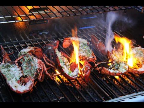 Ultimate Grilled Lobster #JulyMonthOfGrilling | CaribbeanPot.com