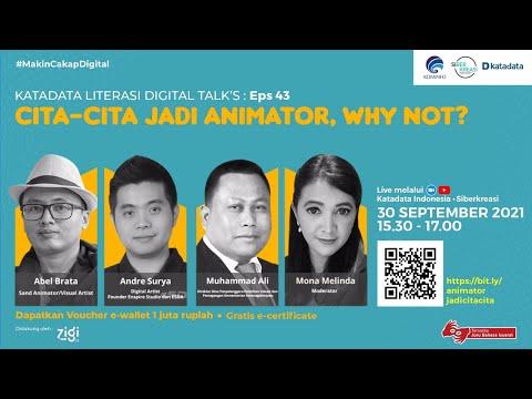 Cita-cita Jadi Animator, Why Not?