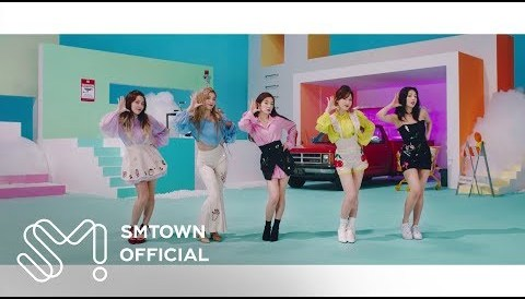 Download Music Red Velvet レッドベルベッド 'SAPPY' MV