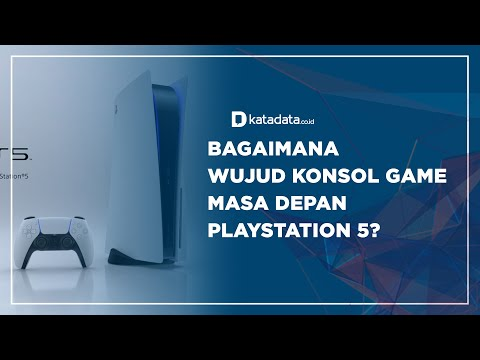 Bagaimana Wujud Konsol Game Masa Depan PlayStation 5? | Katadata Indonesia