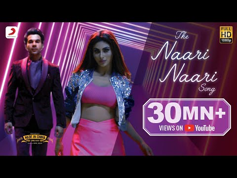The Naari Naari Song( Made In China) Lyrics