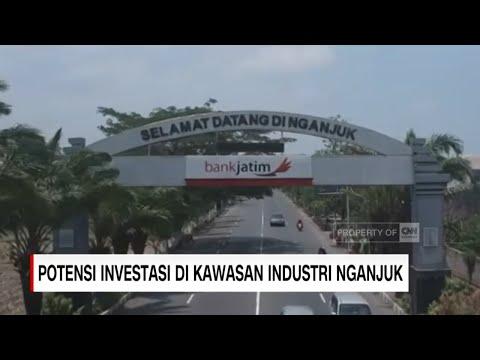 Potensi Investasi di Kawasan Industri Nganjuk