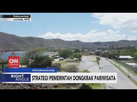Strategi Pemerintah Dongkrak Pariwisata