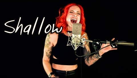 Download Music Shallow - Lady Gaga - Bradley Cooper cover - A Star Is Born - Kati Cher - Ken Tamplin Vocal Academy