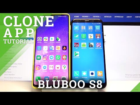How to Copy Data from Bluboo S8 Plus to New Phone – Clone All Files and Contacts with CLONEit