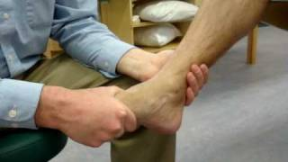 Special Tests for Ankle - Physical Examination