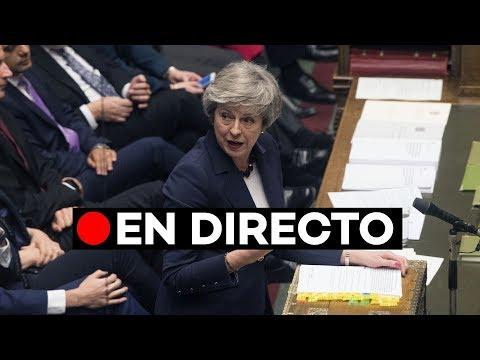 [EN DIRECTO BREXIT] Continúan las negociaciones de May
