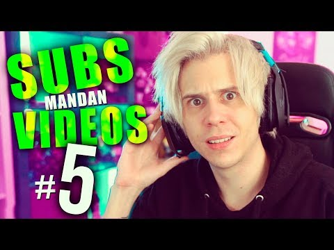 SUBS MANDAN VIDEOS #5