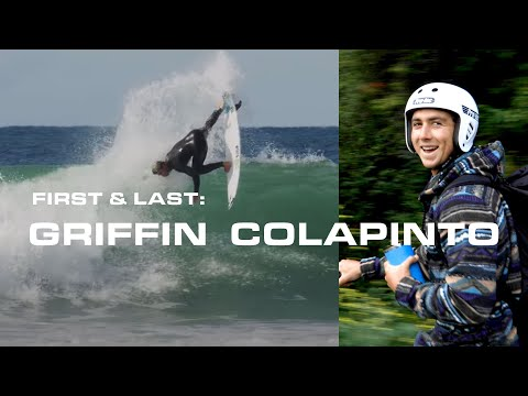 Griffin Colapinto Unleashes The Beast (With A Helmet For Protection)   First & Last