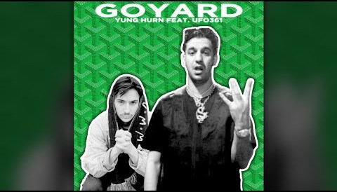 Download Music YungHurn feat. Ufo361 - Goyard (prod. von Stickle)