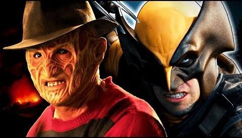 Download Music Freddy Krueger vs Wolverine - Epic Rap Battles of History.