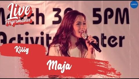 Download Music Maja Salvador | Kilig | Live at TriNoma